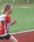 Svenja und Lennart siegen über 800m