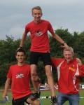 1, 1, 2, 3 - Lennart, Lennart, Hendrik sind dabei!