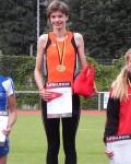 Annika Riedel: Deutsche Jugendmeisterin über 3000m