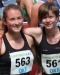 Bronze und Platz 6 bei den Deutschen Meisterschaften