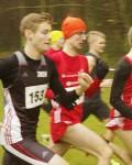 U18-Mädchen werden Vize-Landesmeisterinnen auf der Cross-Strecke